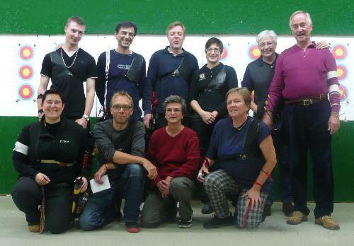 Unsere HBG-Mannschaft 2010