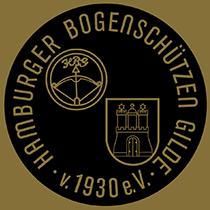 Hamburger Bogensch�tzen Gilde von 1930 e.V. Logo